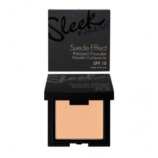 Sleek Suede Effect Pressed Powder