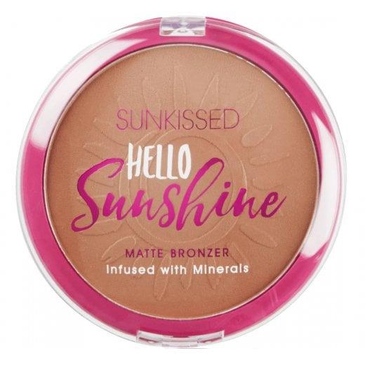 Sunkissed Hello Sunshine Matte Bronzer