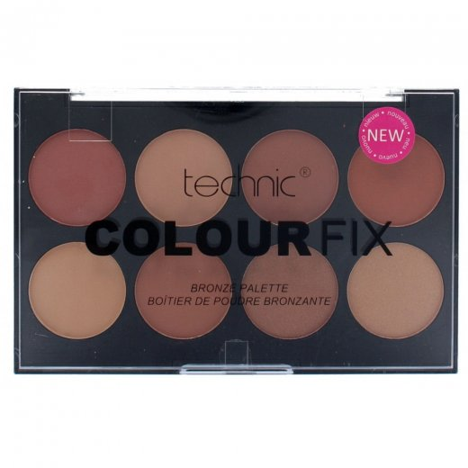 Technic Colour Fix Bronze Palette