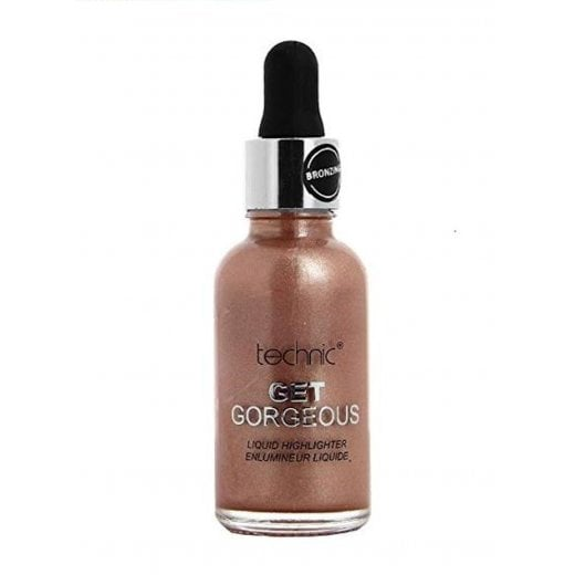 Technic Get Gorgeous Liquid Highlighter - Bronzing