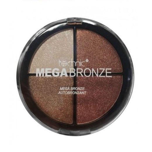 Technic Mega Bronze Palette