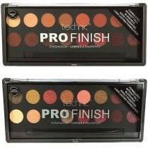 Technic Pro Finish Eyeshadow Palette