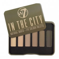 W7 In The City Natural Nudes Eyeshadow Palette