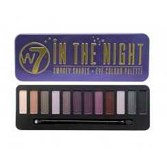 W7 In The Night Smokey Shades Eye Shadow Palette