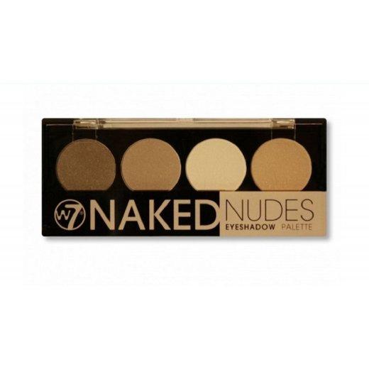 W7 Naked Nudes Eyeshadow Palette