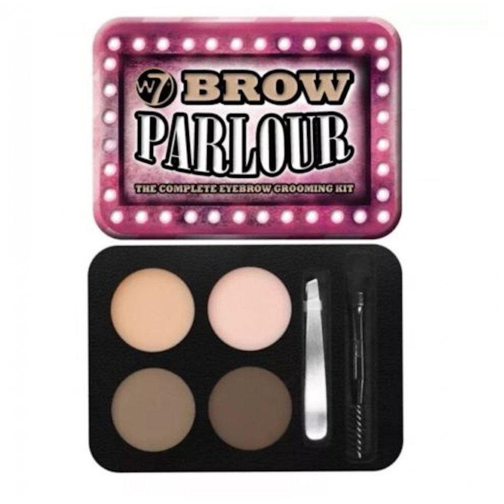 W7 W7 Brow Parlour Eyebrow Grooming Kit W7 From High